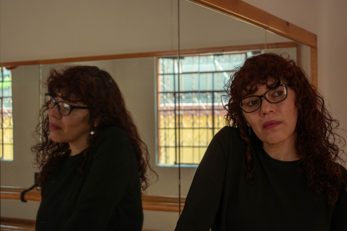 Verónica Barragán: entre la docencia, el aprendizaje y laexperimentación