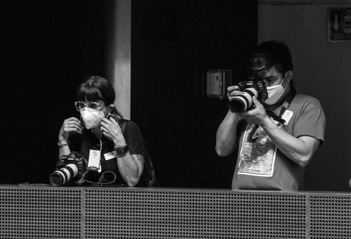 Ser fotoperiodista en tiempos depandemia