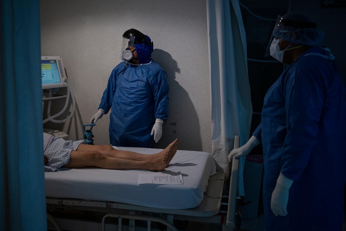 Fotografía Sonora de un HospitalCovid-19
