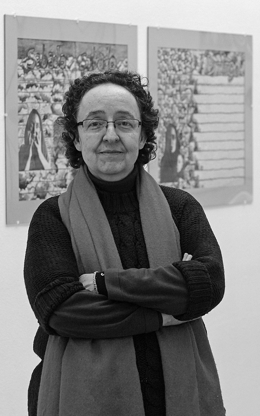 Mónica Mayer: la importancia del arte en la luchafeminista